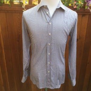 Men's LS Giorgio Armani button down shirt